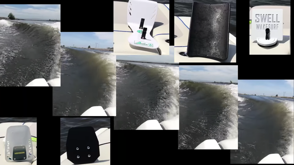 Comparing Wakeshapers - Wakesurf Edge Pro Shaper Wins