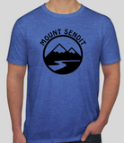 Logo Premium T-Shirt, Royal Blue Heather