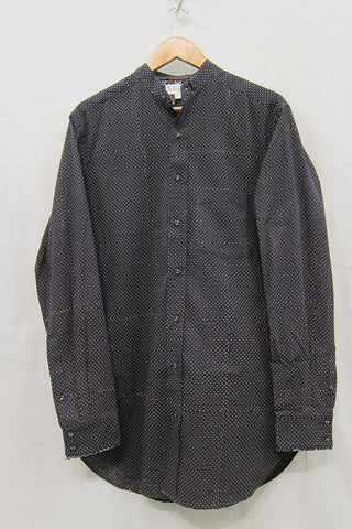Hand-block Printed Long Shirt