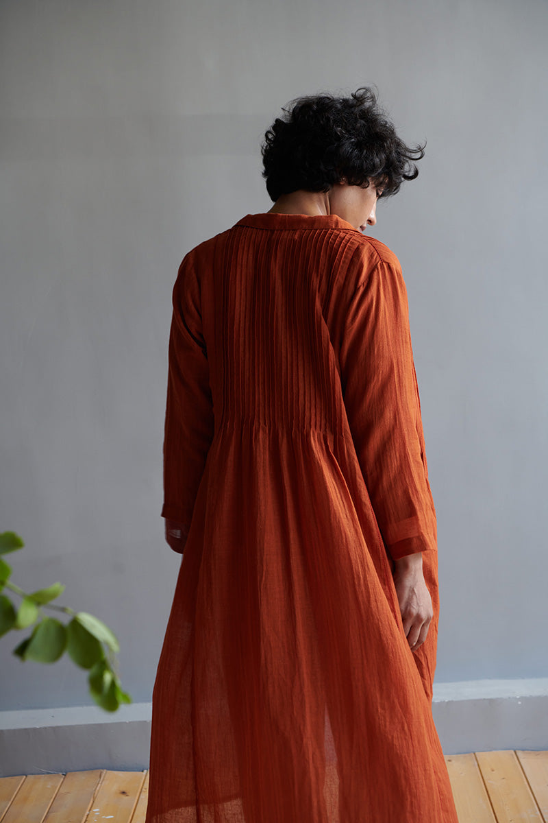 Maple Cotton Button Down Kurta