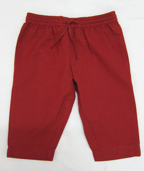 Kid's Cropped Pants