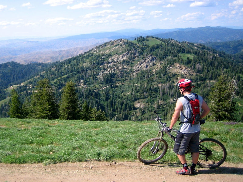 If These Boots Could Talk - Mountain Biking The Bogus Basin