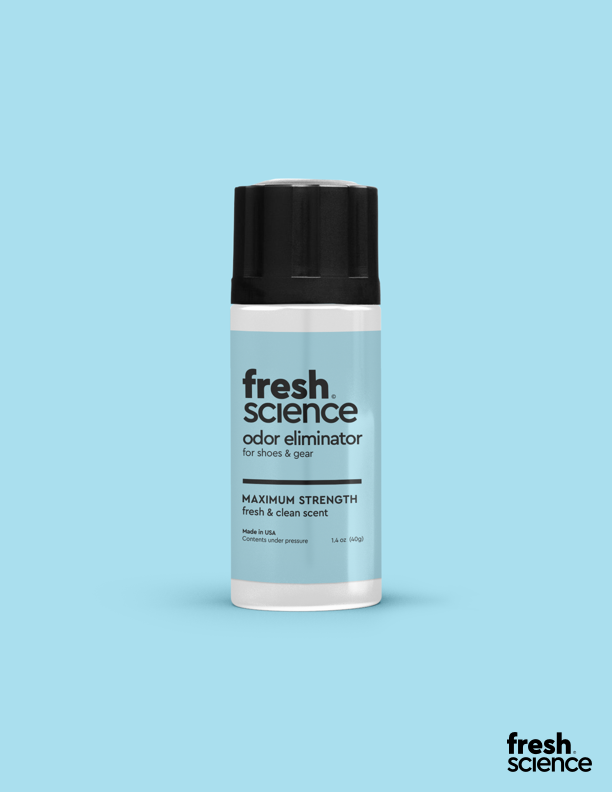 Fresh Science - Fast Acting, Scented Odor Eliminators for Active Lifestyles!