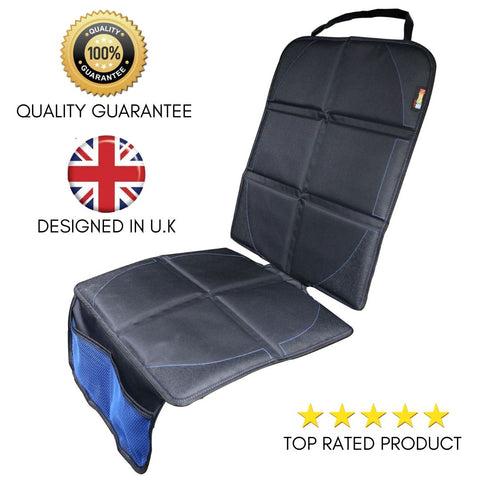 Car Seat Protector - Best Heavy Duty Universal Protection for Child Baby Infant Cars Seats