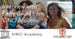 Interview with Emily Gould of VINCI Academy