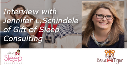 Interview with Jennifer L. Schindele of Gift of Sleep Consulting