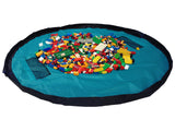 Kid's PlayMat & Toy Storage Bag
