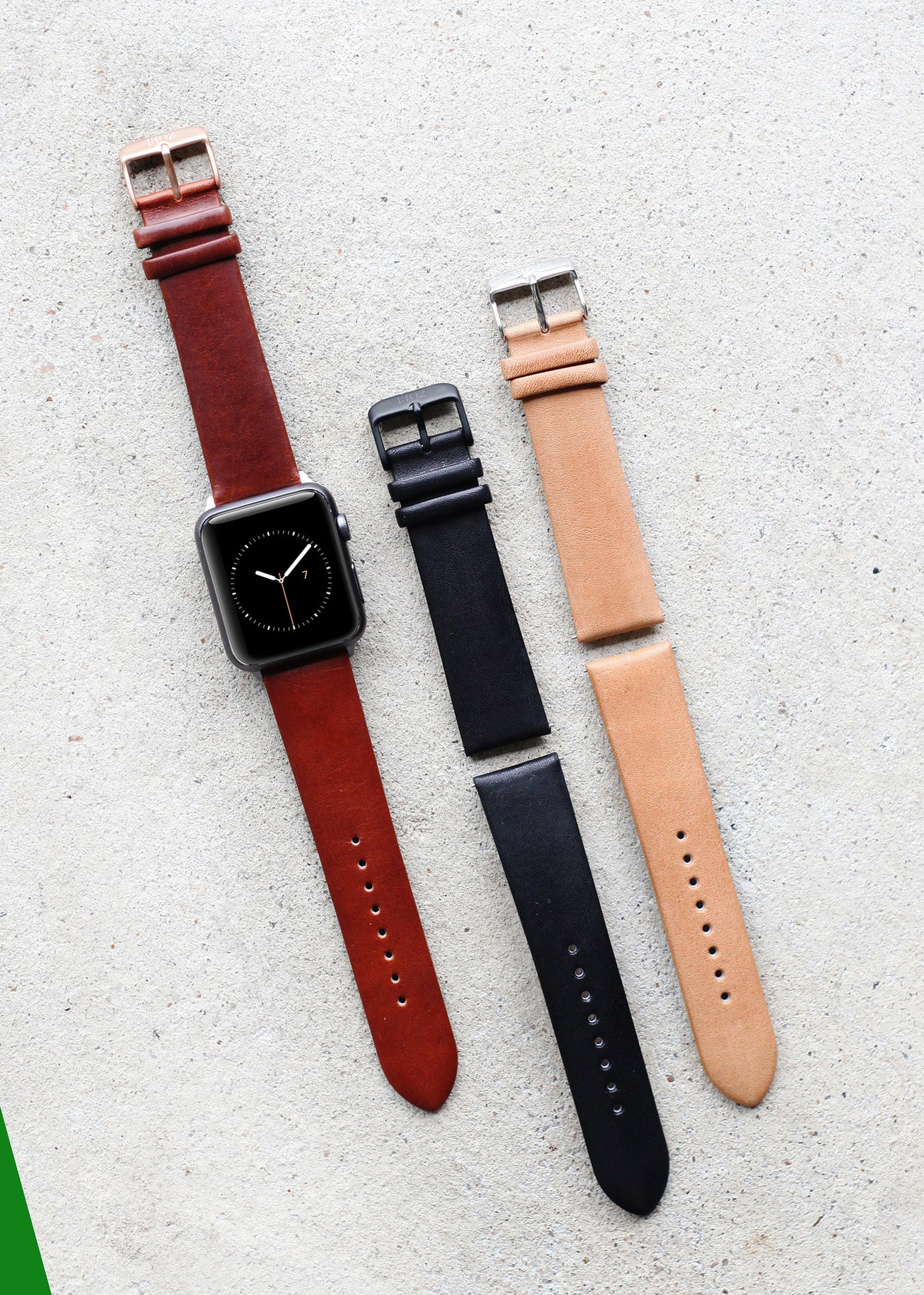 Men's Apple Straps