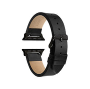 Black Textured / Black Buckle - 42mm, 44mm