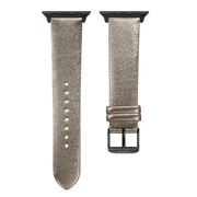 Champagne Shimmer Strap / Space Grey Buckle - 38mm, 40mm
