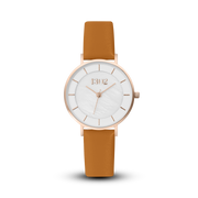 Rose Gold Case / Mother of Pearl Dial