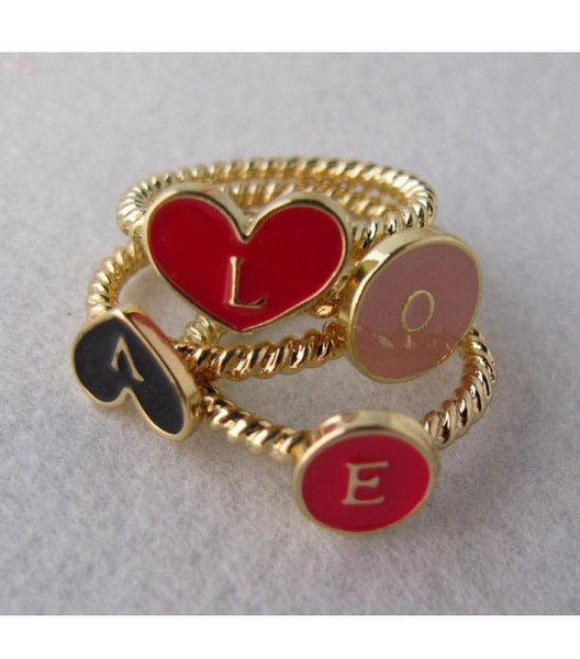 90A4217 - Rings Set