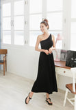 93A0070 – FRANCIS MAXI IN BLACK