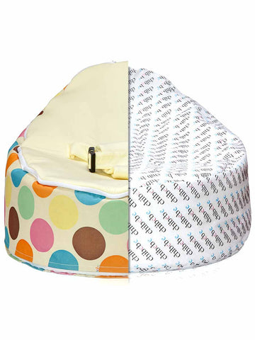 inner bag for chibebe snuggle pod baby bean bag