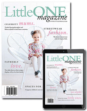 Little One Magazine - Issue 14 | 2015
