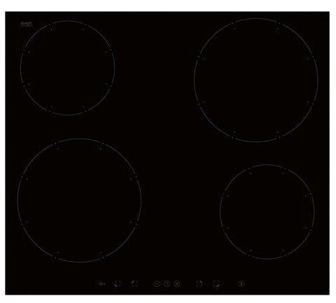 Built-in Induction Hob Amica PI6540TU