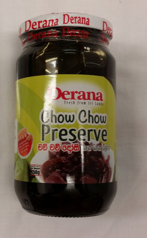 Chow Chow Preserve 450g Bottle