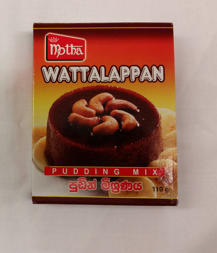 Motha Wattalappan Puddin Mix 110g Packet