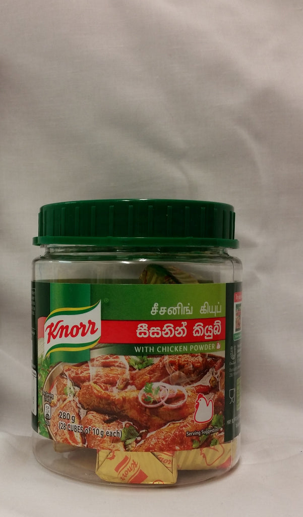 Knorr ( 28 Cubes of 10 g each )