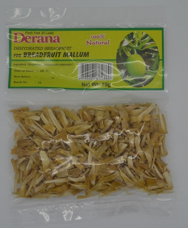 Derana Dehydrated bread Fruit 100g