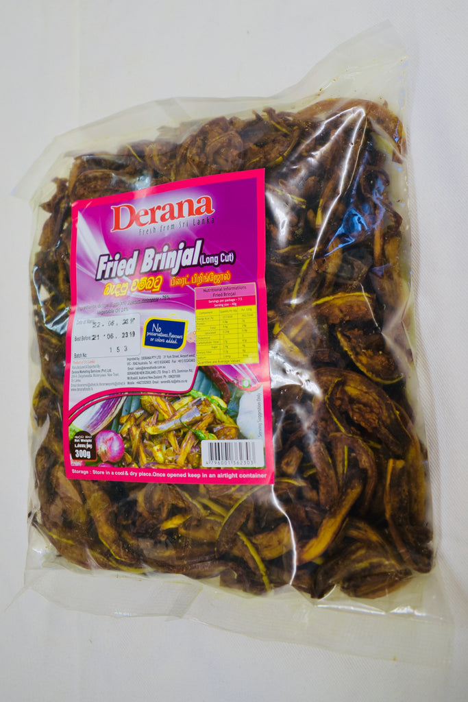 Derana fried brinjol 300g