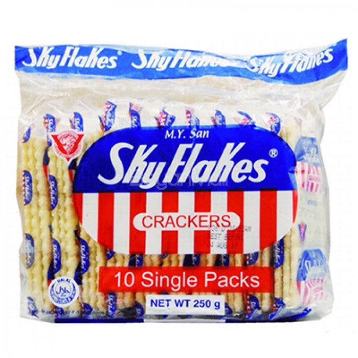 Sky Flakes Crackers 250g
