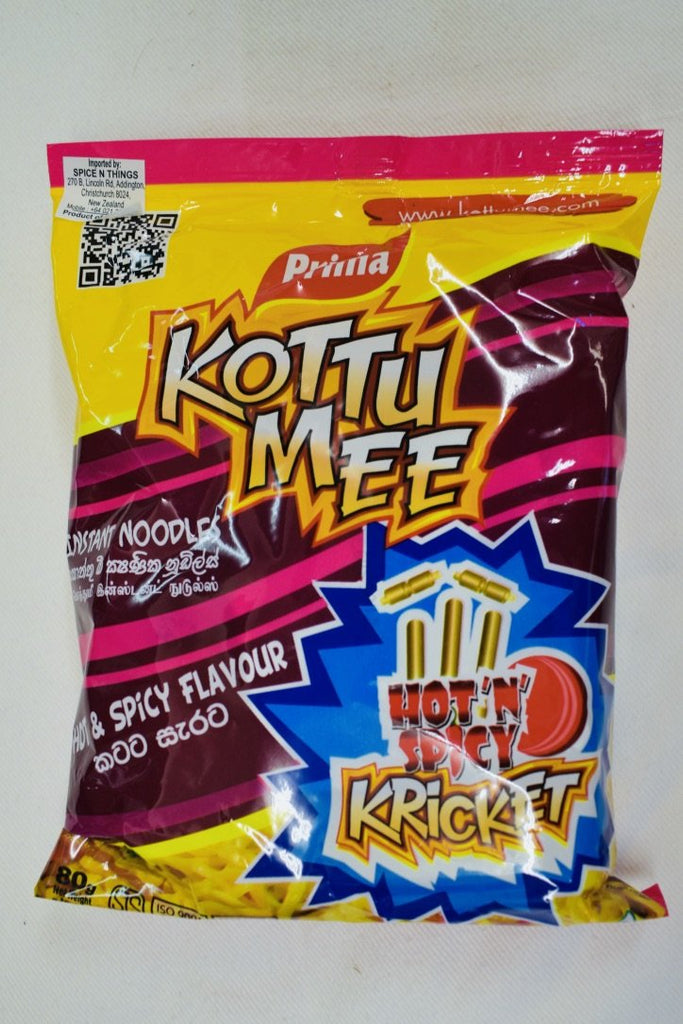 Prima Kottu Mee Noodles - Hot & Spicy 85 g