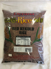 Derana Red raw Rice 5 Kg packet