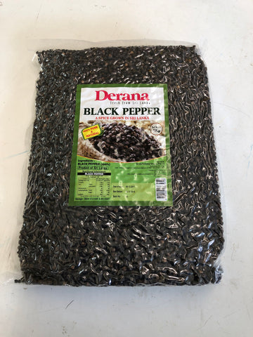 Black Pepper whole 1kg
