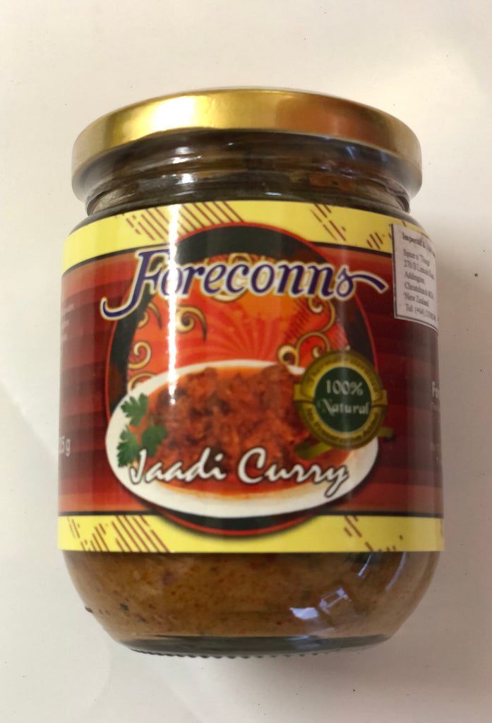 Foreconns Jaadi Curry 225g Bottle