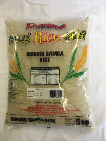 Deran Suduru samba Rice 5Kg Packet
