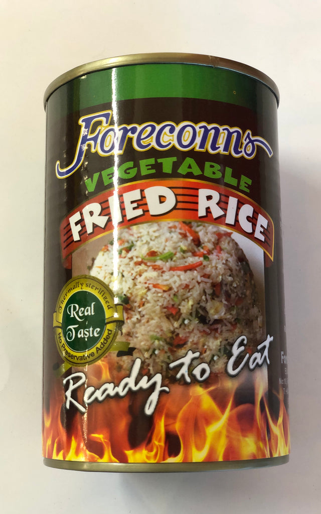Foreconns Vegetable Fried Rice  400g Can