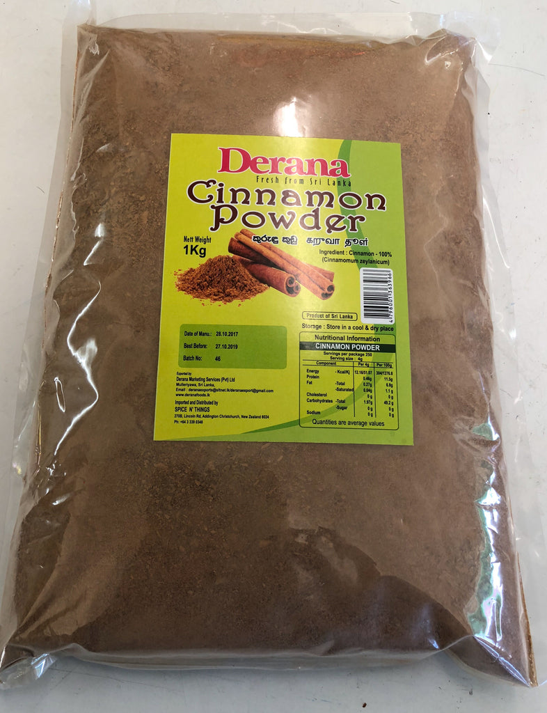 Cinnamon Powder 1Kg