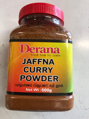 Derana  Roasted Jaffna Curry Powder 500g