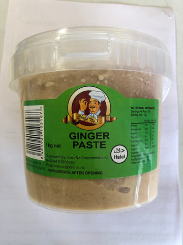 Crushed  Ginger Paste 1kg