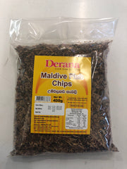 Derana Maldive Fish Chips Packet 400g