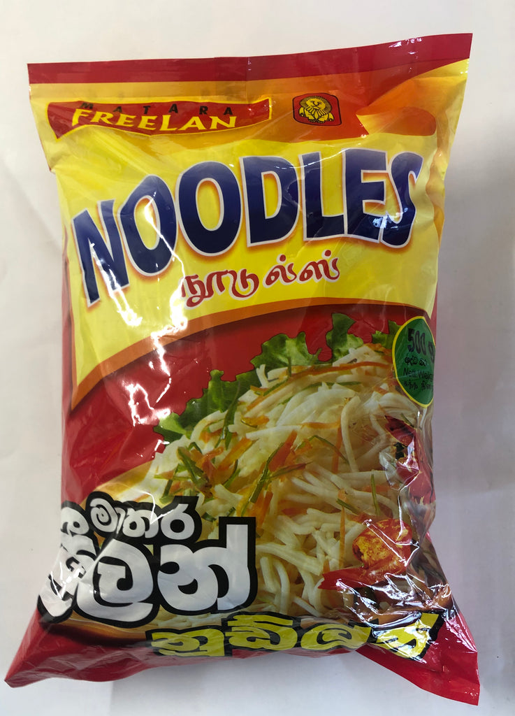 FREELAN  Normal Noodles 400g Packet
