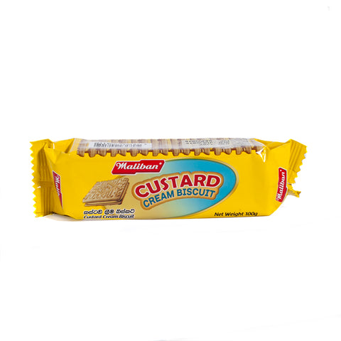Maliban custard Cream 100g