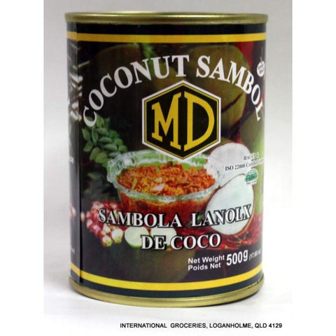 MD Coconut Sambol 350g