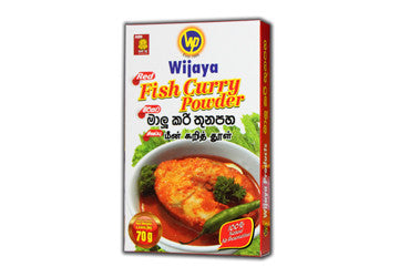Wijeya Fish Curry 70g