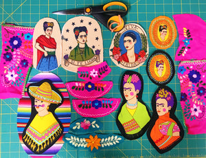 Herstory: Fierce like Frida