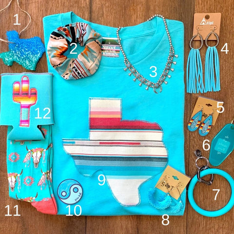 Turquoise Lover Gift Guide