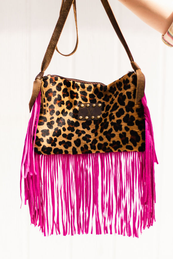 La Vida Fringe Crossbody Bags [All Styles]