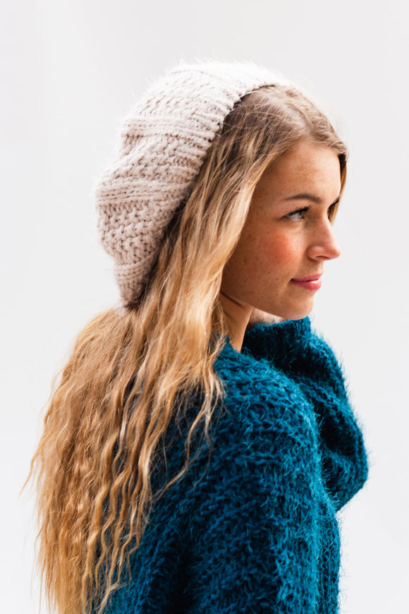 Saucy Slouch Beanie [All Colors]