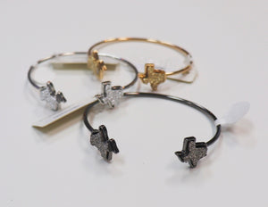 Druzy Texas Bracelets [3 Colors]