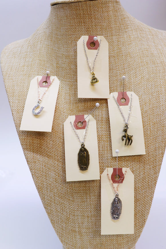Mini Card Necklace [All Styles]