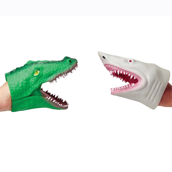 Shark/Alligator Hand Puppet