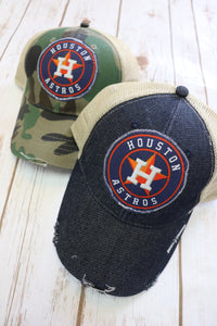 Astros Trucker Hat