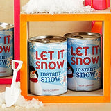 Snow in a Can