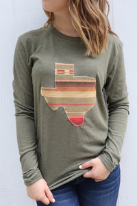 Mojave Long Sleeve Tee